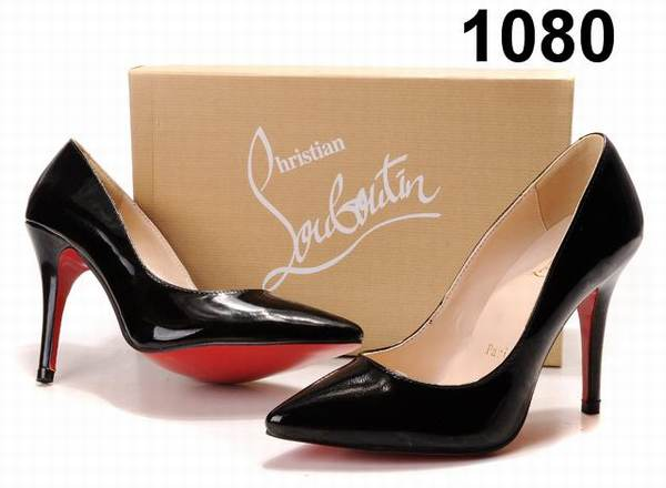 louboutin femme achat