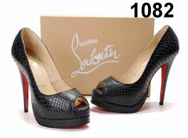 chaussures louboutin degriffe